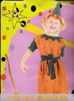 sorciere panoplie 3/4 ans Deguisement costume halloween