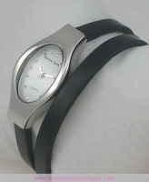 Montre femme bracelet double tour watch uhr